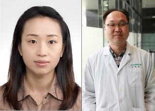 연구를 주도한 박지애 선임연구원(왼쪽)과 김정영 선임연구원 - 한국원자력의학원 제공